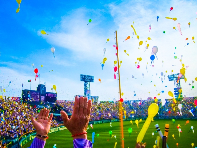 委)野球ファン必見★札幌ドームで野球グッズの販売スタッフ業務風景