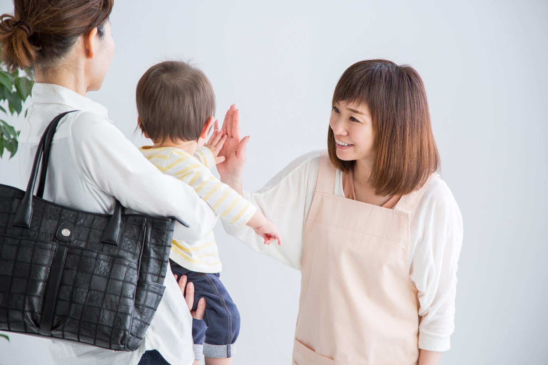 子育てママさん応援★託児所の利用が可能なパック詰め・野菜カットスタッフ業務風景